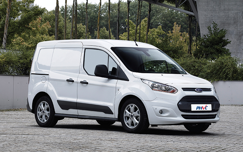 Photograph of Ford Transit Connect TDCi 200 L1 100ps Trend Van