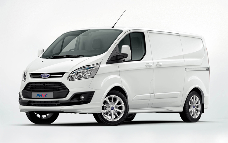 Photograph of Ford Transit Custom 310 L2 Diesel FWD Low Roof Trend Van 2.2 TDCi 125ps