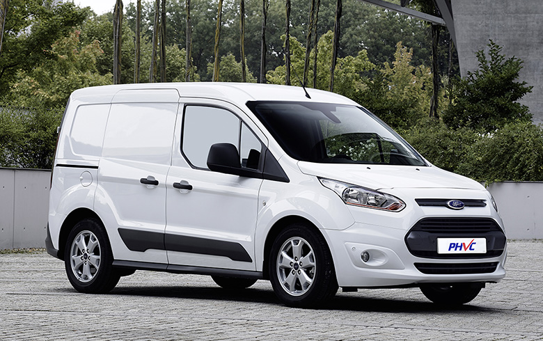 Photograph of Ford Transit Connect