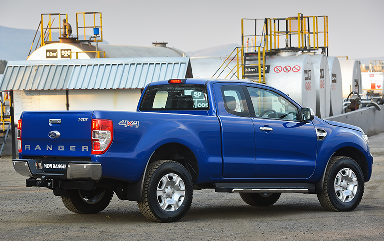 Photograph of Ford Ranger