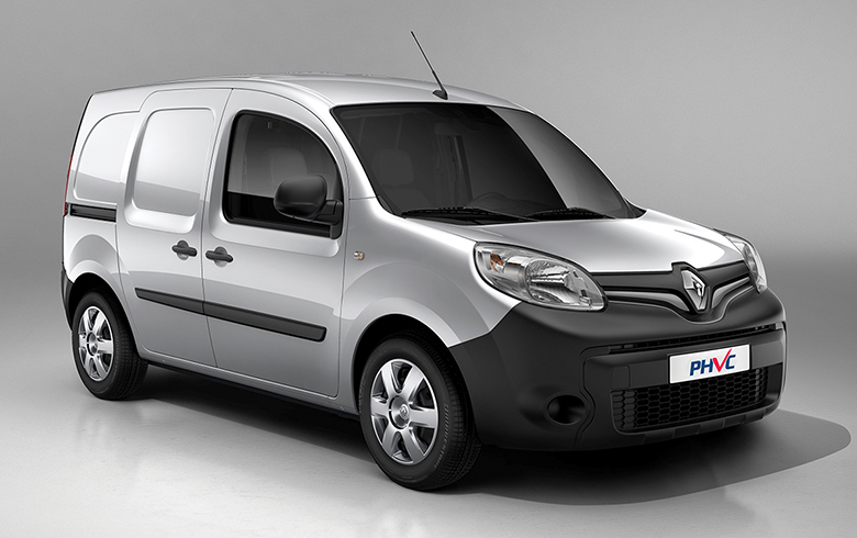 Photograph of Renault Kangoo