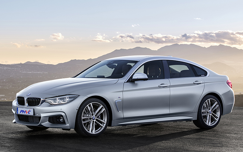 Photograph of BMW 4 Series