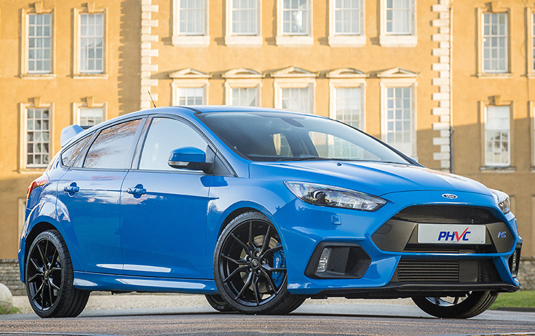 Photograph of Ford Focus