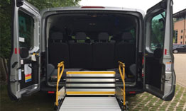 Minibuses for the Care & Community Sector