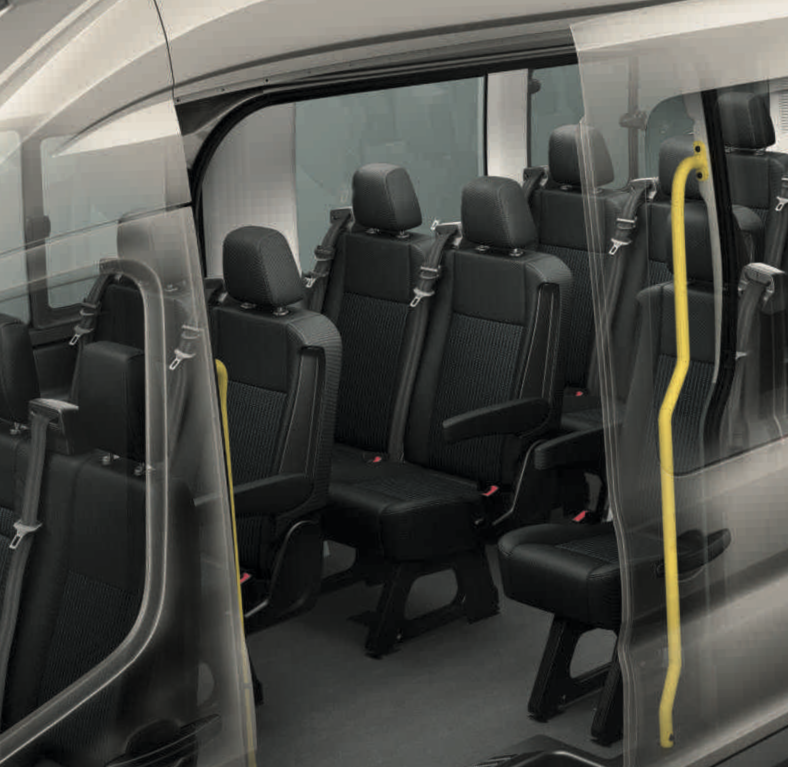 Ford - PHVC Great Value Ford Minibus Leasing Packages